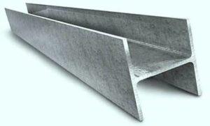 Балка: характеристики стали
